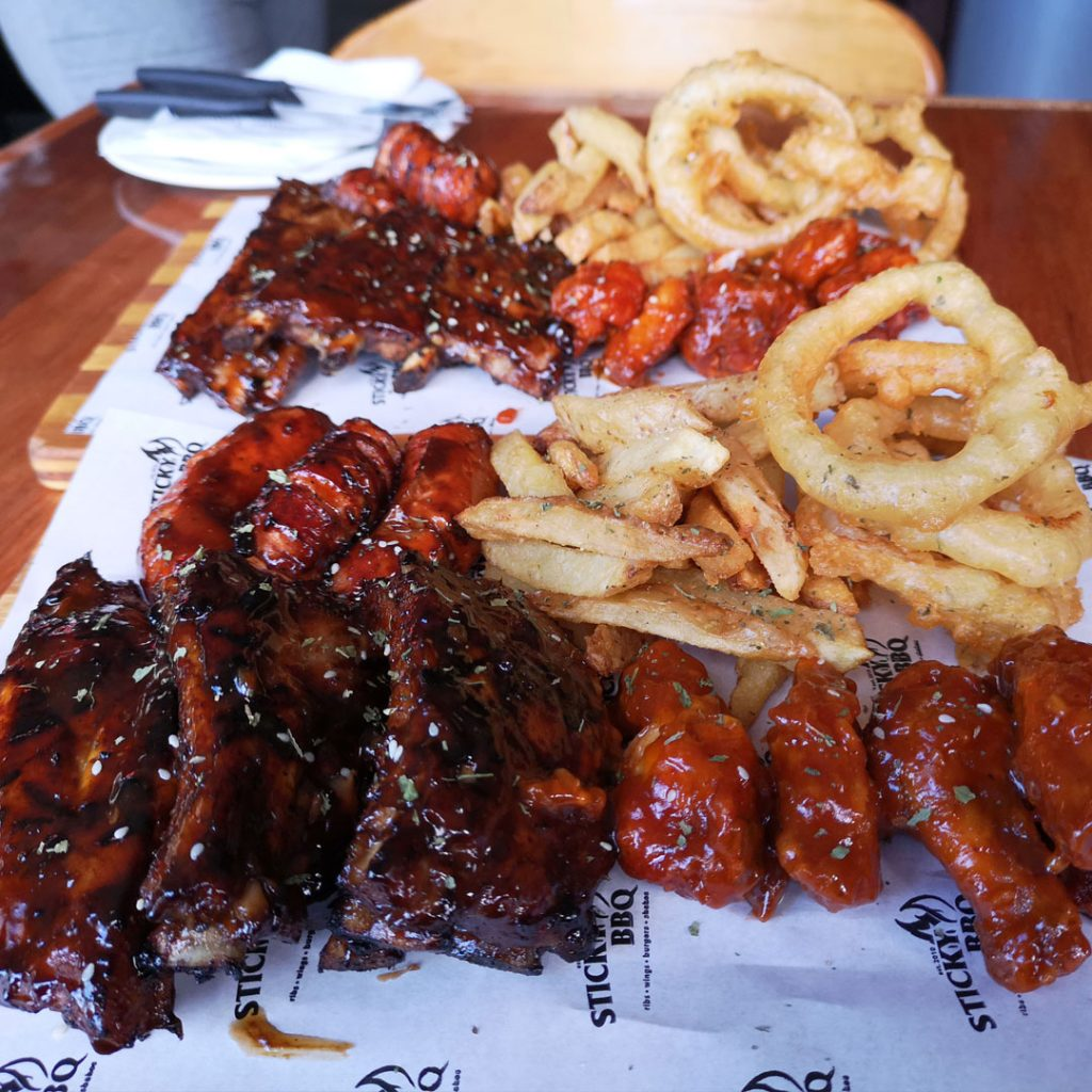 BBQ places in Cape Town