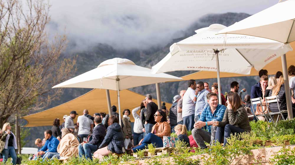 events in Cape Town this September