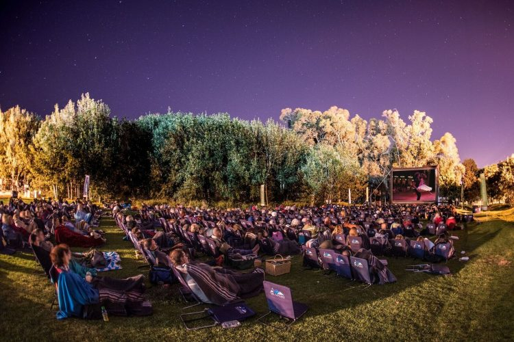 Galileo Open Air Cinema Outdoor movie experience