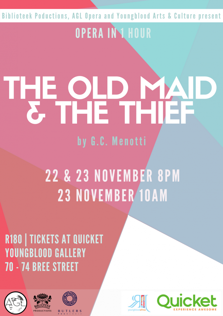 Old Maid and the Thief: Opera In One Hour