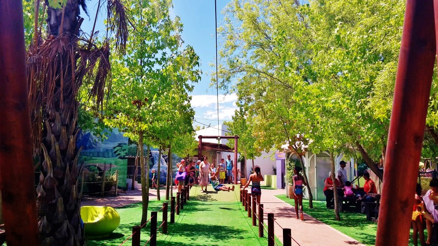 theme parks in Cape Town