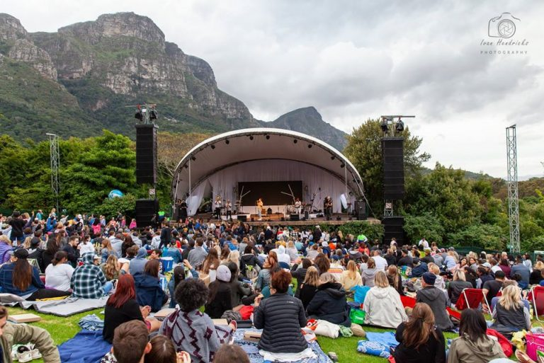 events happening in Cape Town