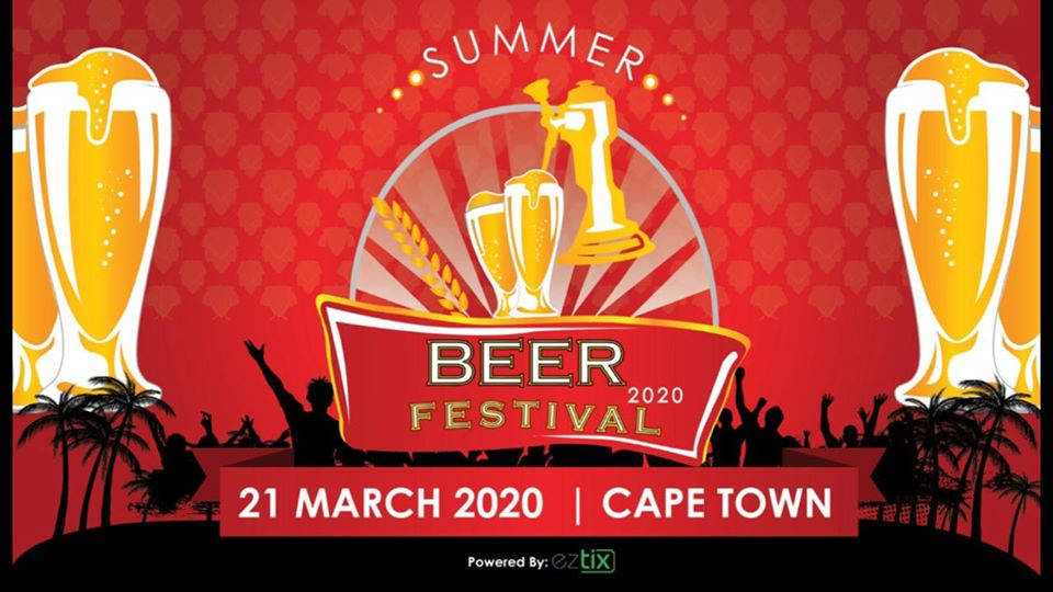 March events in Cape Town