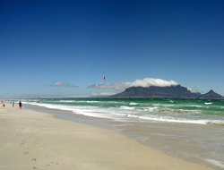 cape town blouberg beach